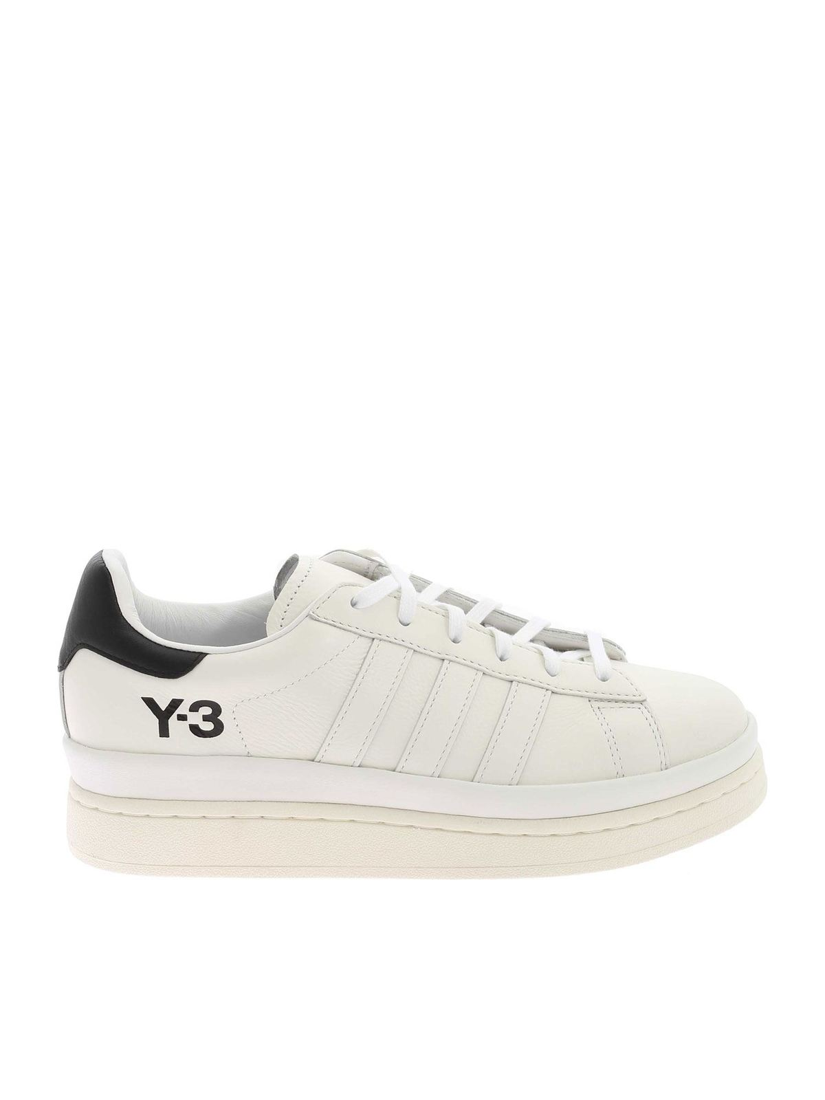 Y-3 SNEAKERS HICHO IN WHITE