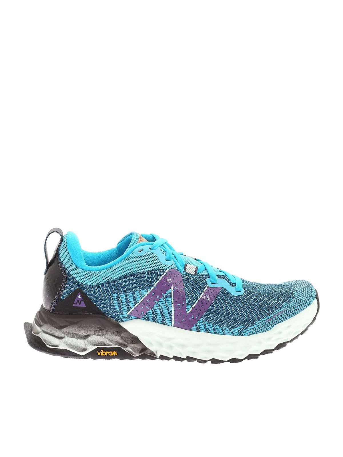 Sneakers New Balance - Sneakers color turchese con logo - WTHIERV6