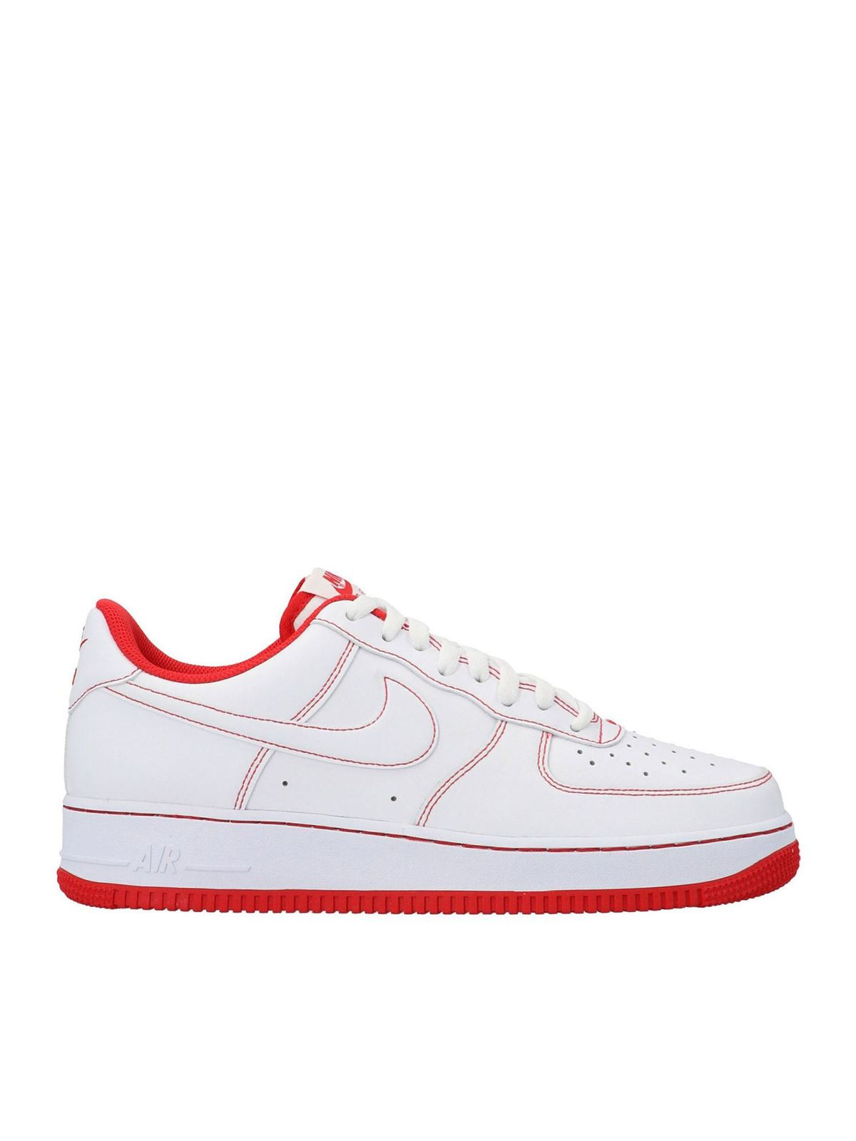 air force 1 bianche e rosse