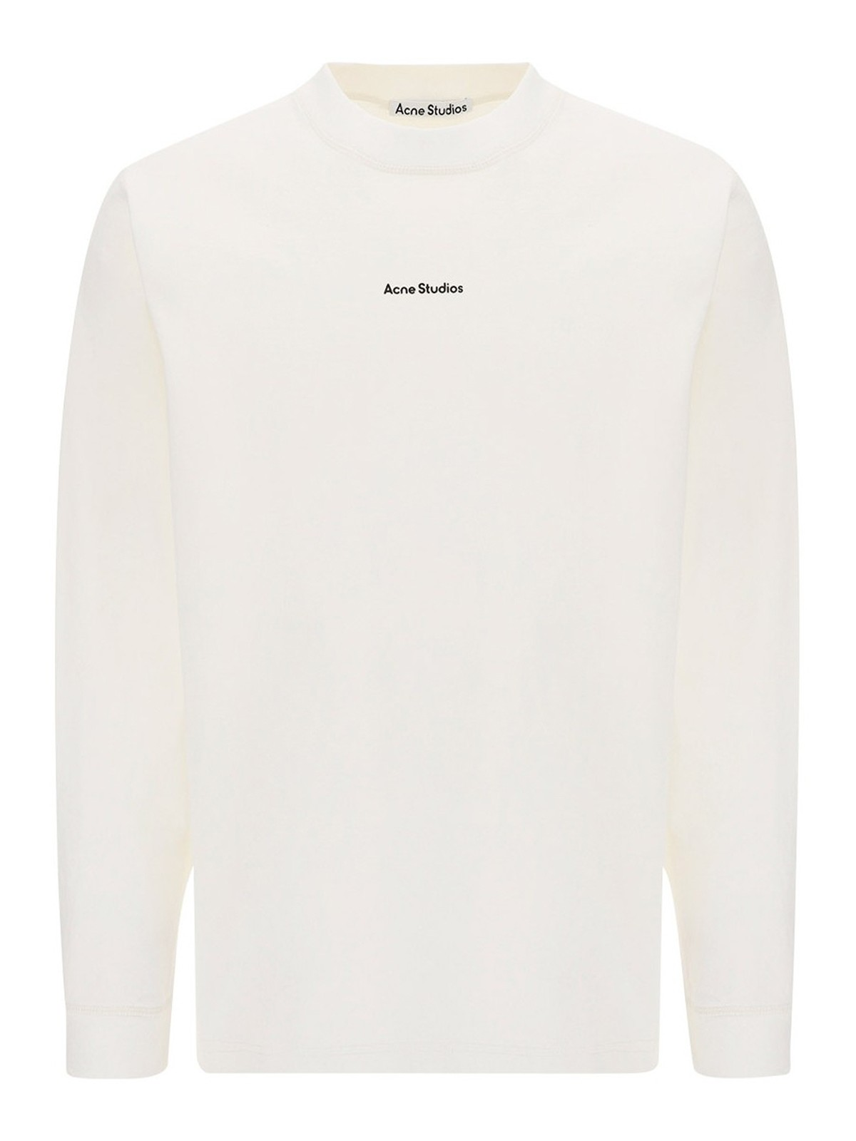 Acne Studios LOGO LONG SLEEVED T-SHIRT