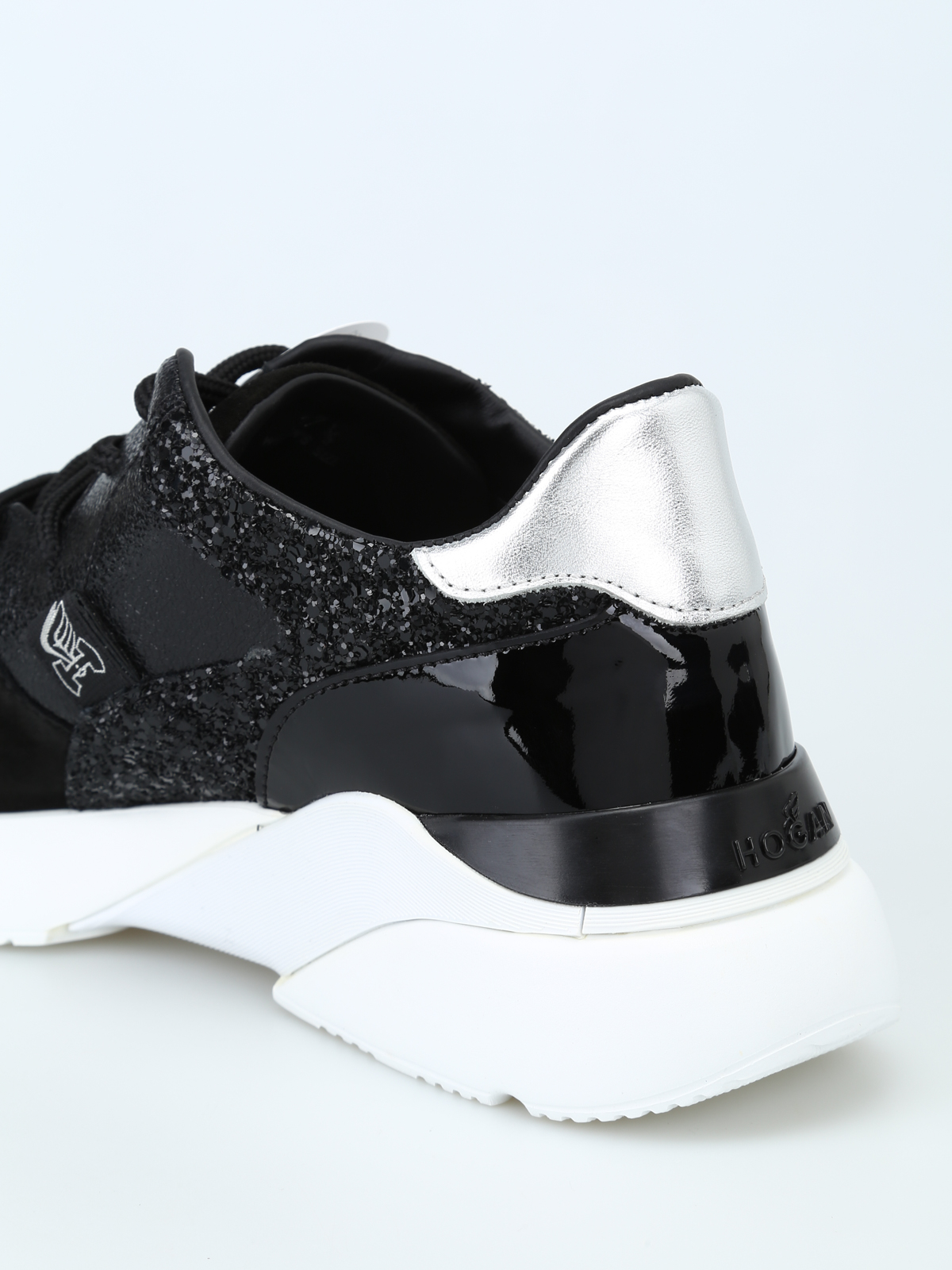 Trainers Hogan - Active One black sneakers - HXW3850AT40JNA0353