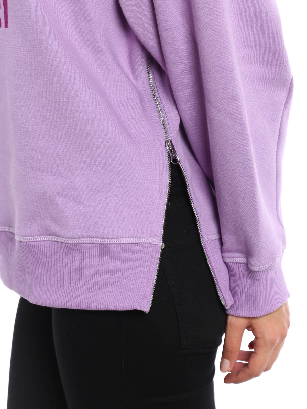 Sweatshirt Mccartney By Over Stella Adidas Print Logo aZYwqn7A