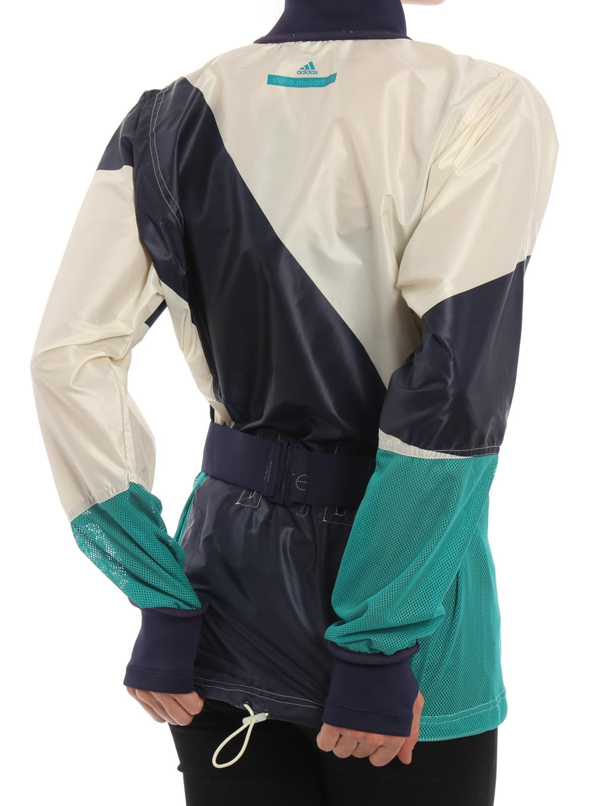 efa6da513a Adidas by Stella McCartney - Run Kite running jacket - casual ...