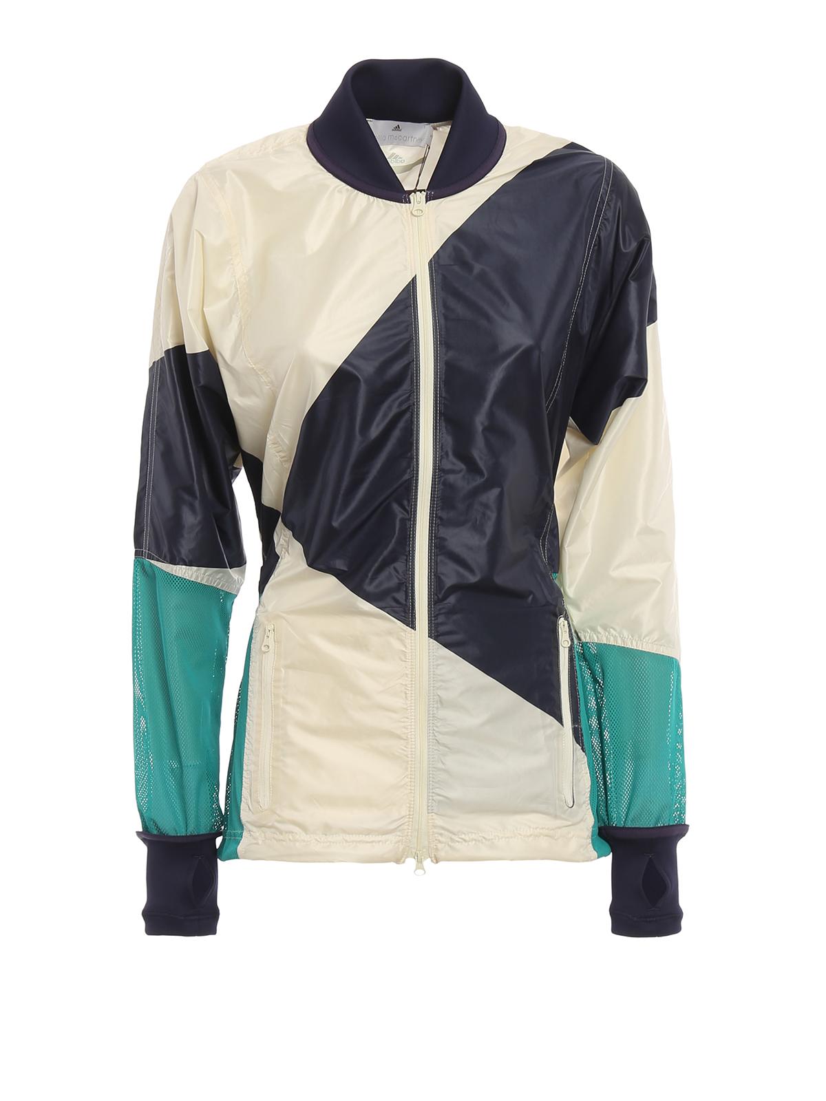 3ae7229c9c ADIDAS BY STELLA MCCARTNEY  casual jackets - Run Kite running jacket