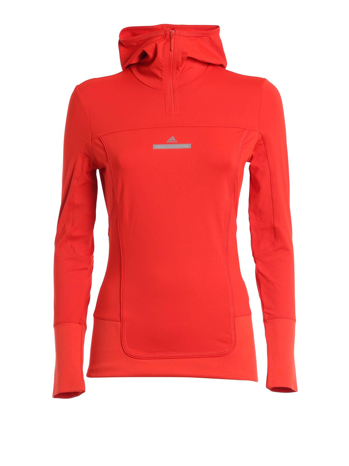 T Mccartney By Sweatshirts Stella Adidas Shirt Essentials PqZEIIwxd