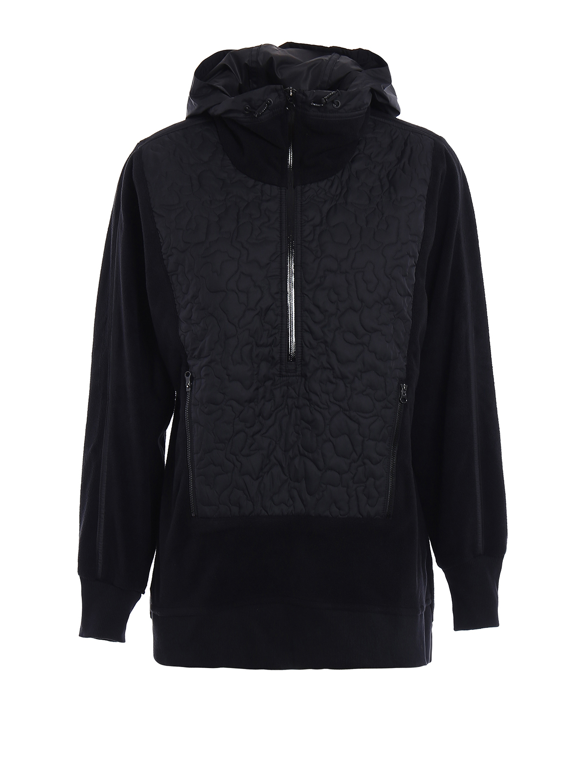 e963c6984d2b2 ADIDAS BY STELLA MCCARTNEY: Sweatshirts & Sweaters - Run Polar fleece  sweatshirt