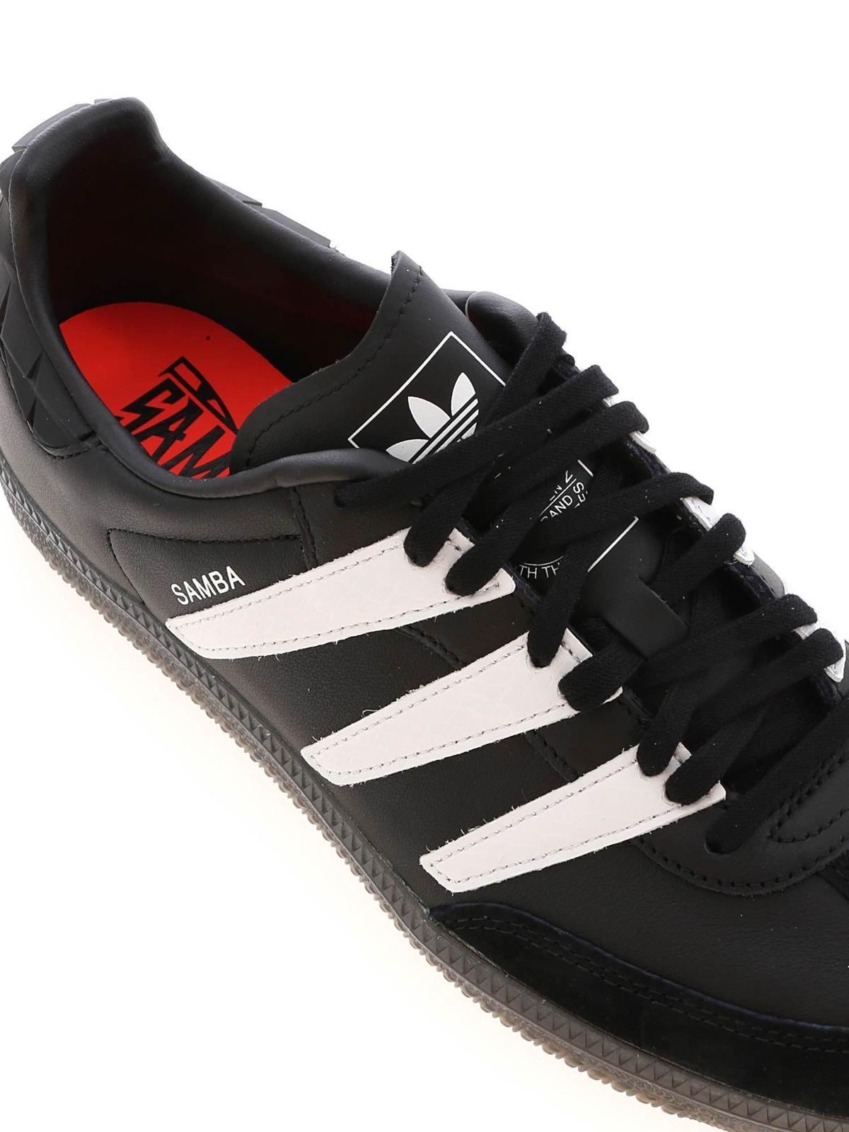 Adidas Originals - Samba OG black