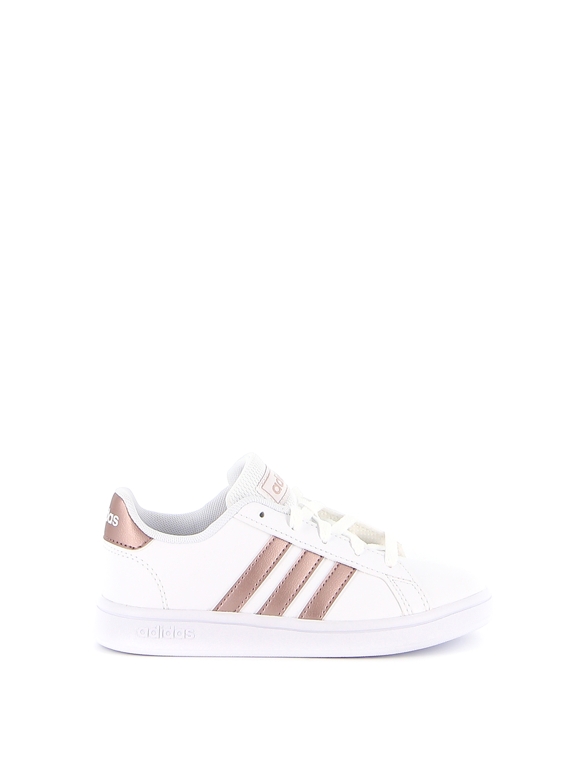 Adidas Originals - Grand Court K leather sneakers - trainers - EF0101