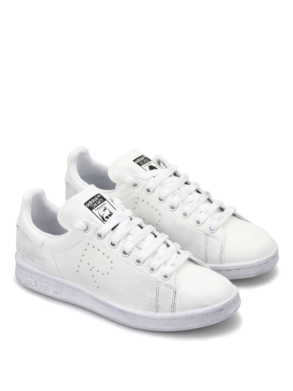 Adidas Raf Simons Stan Smith Aged sneakers Chaussures de