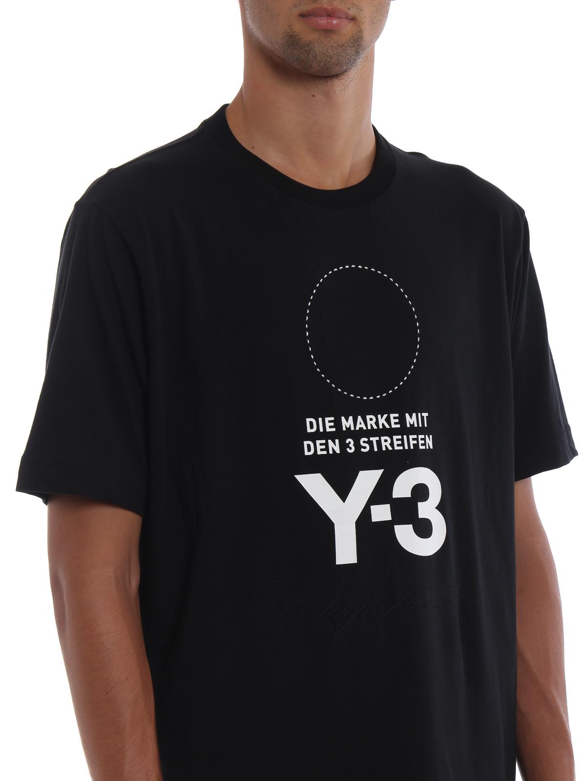 y-3 adidas t-shirt