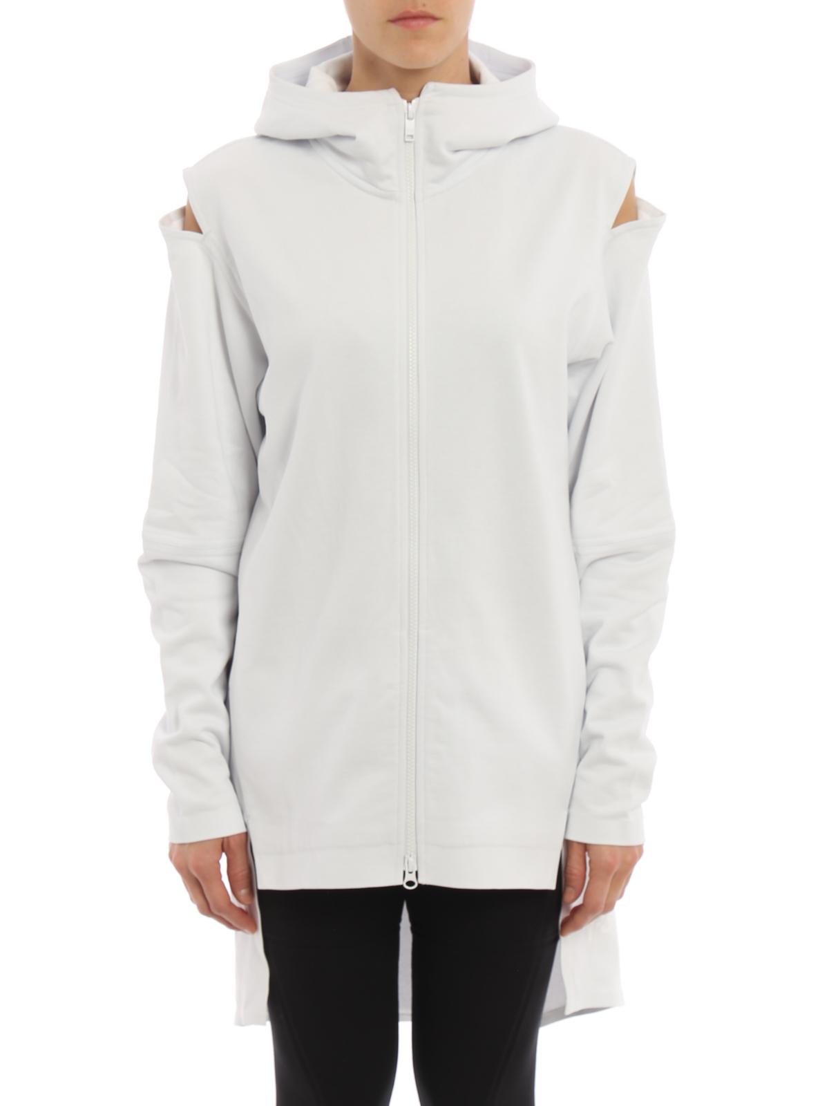Cocoon 3 Sweaters Oversize Adidas Y Cotton Sweatshirtsamp; Hoodie UzVqpMS