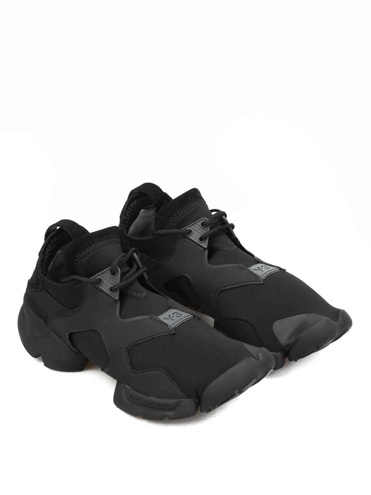 Adidas Y-3 - Kohna sneakers - trainers - BB4712  bcdb6421c