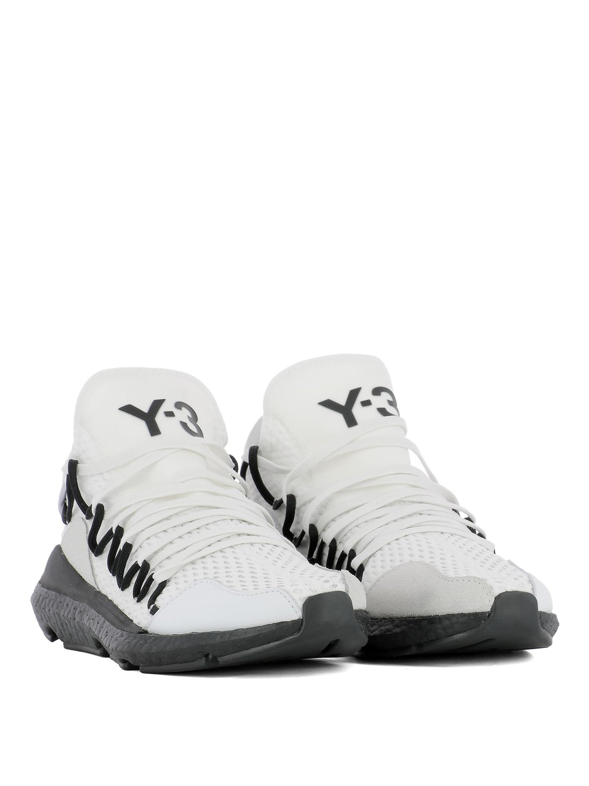 online store 91000 e3097 ADIDAS Y-3  trainers online - Kusari white sneakers