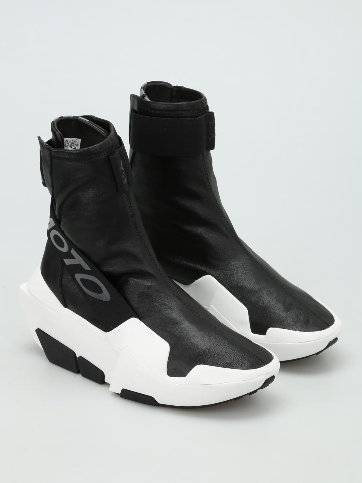 718431f6fd7c3b Adidas Y-3 - Sneaker Mira - Schwarz - Sneaker - BY2562