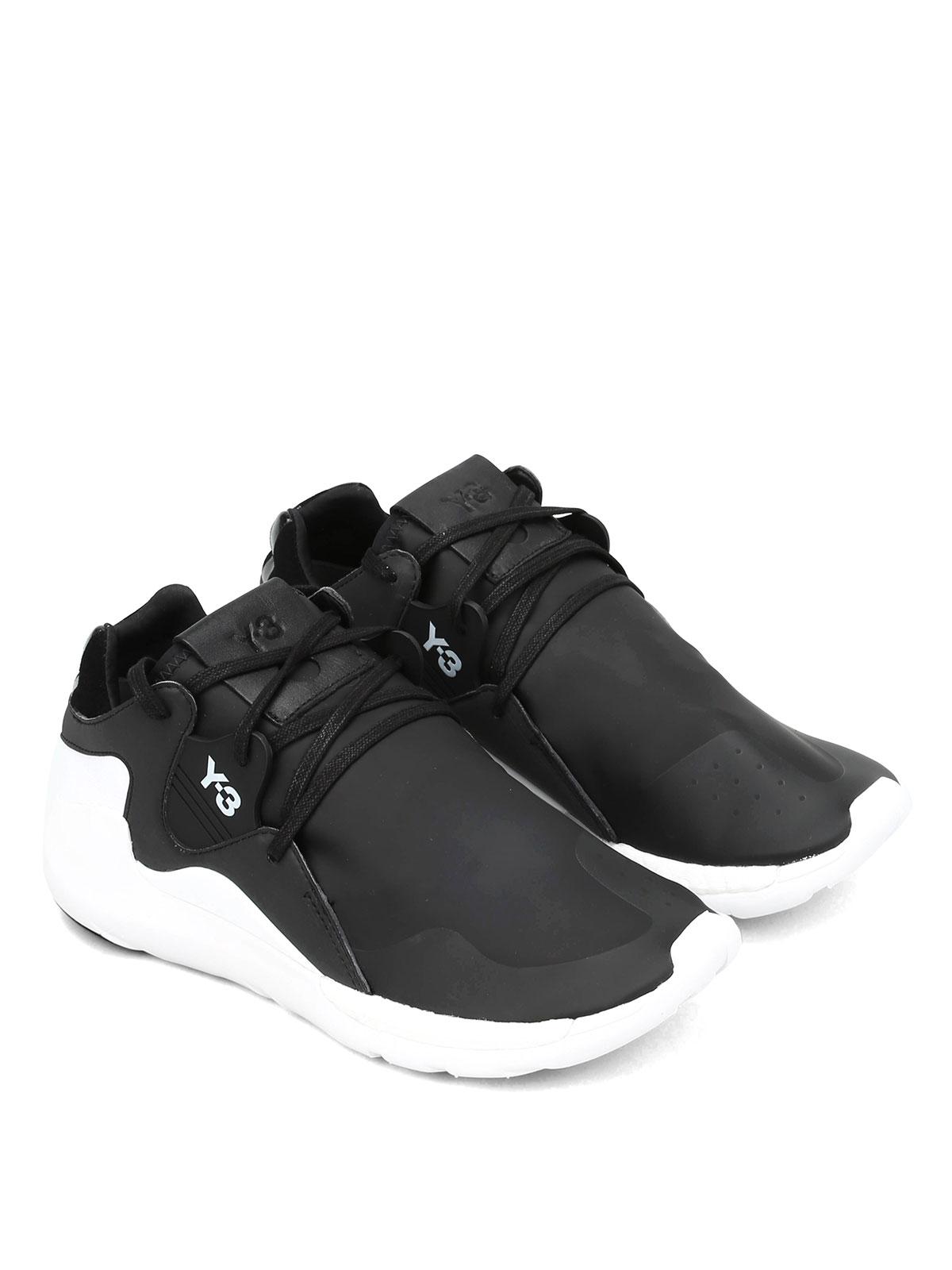 15fc4605c5072 Adidas Y-3 - Qr Run sneakers - trainers - BB4730