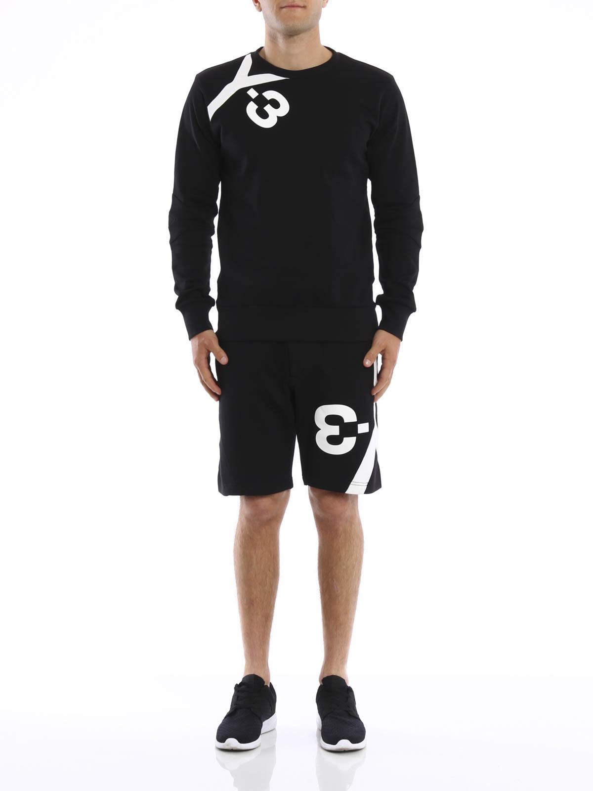Adidas Y 3: tracksuit bottoms online Short tracksuit bottom