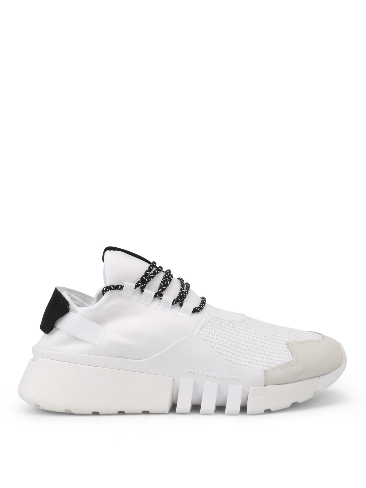 12359bff14127 Adidas Y-3 - Ayero white sneakers - trainers - AC7203