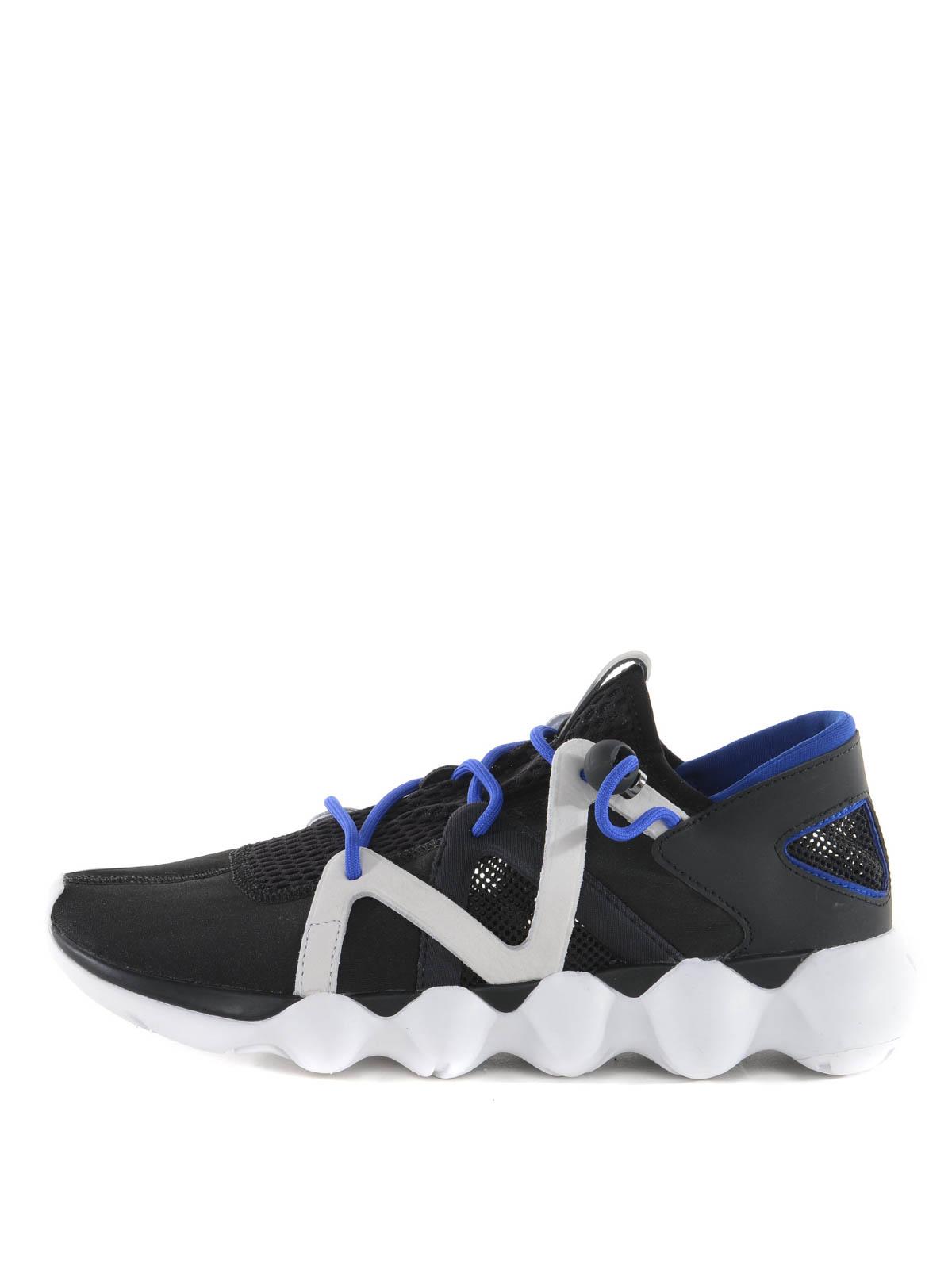 5771e581e30e7 Adidas Y-3 - Kyujo Low sneakers - trainers - AQ5548 BLACK WHITE