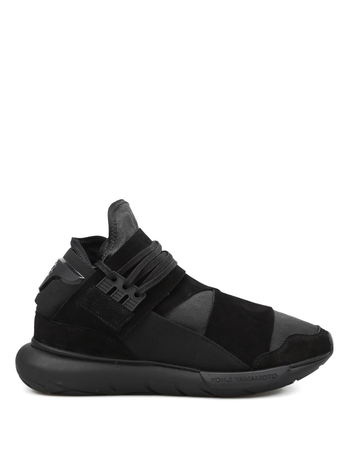c2ee64e73bd1f Adidas Y-3 - Qasa High slip-on sneakers - Sneaker - BB4733