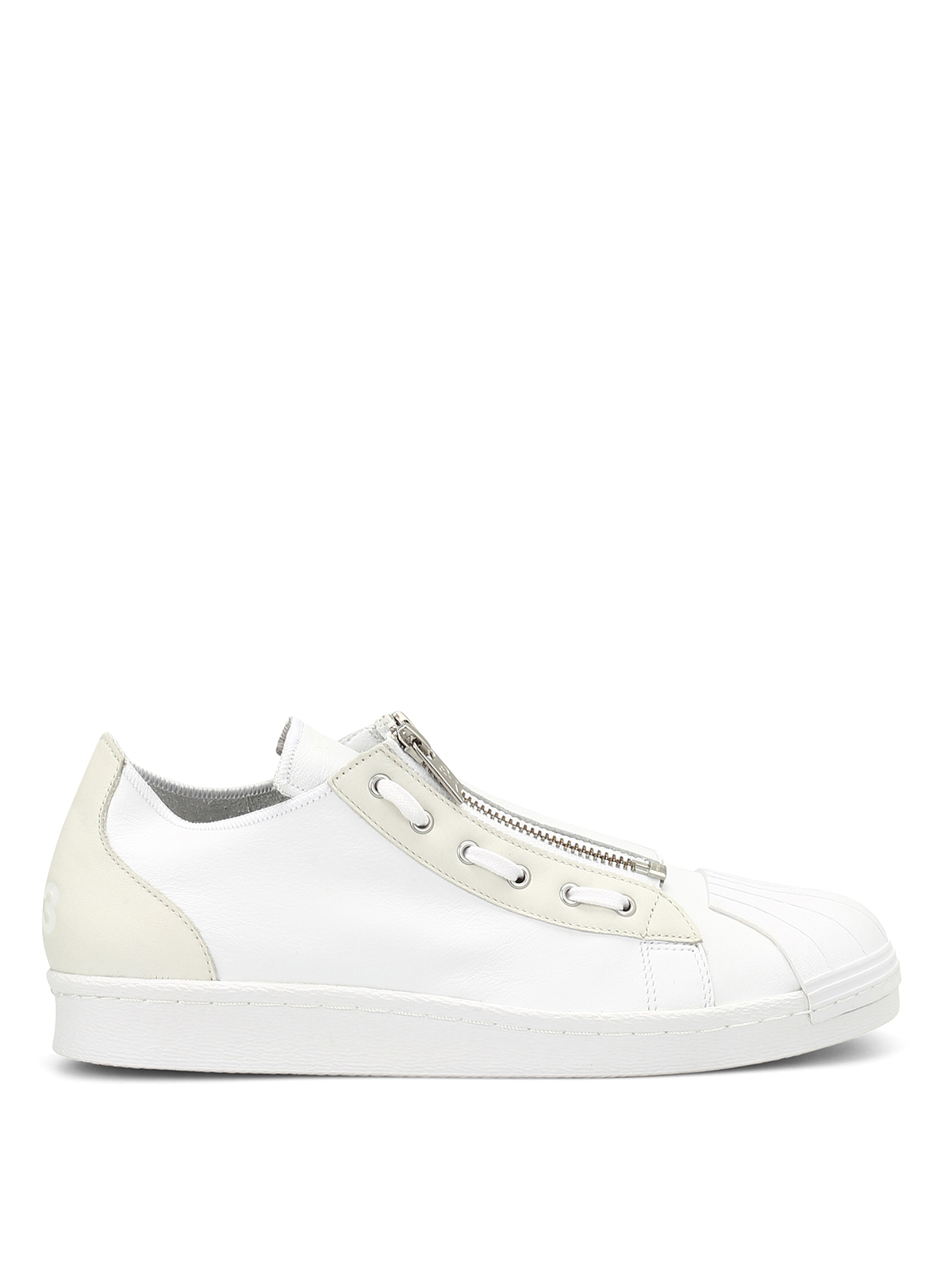 6a8daa653 Adidas Y-3 - Super Zip unlined sneakers - trainers - CG3210 WHITE