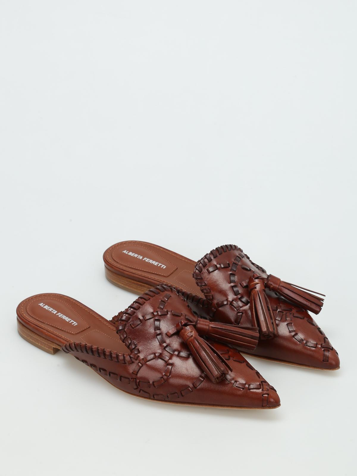 FOOTWEAR - Loafers Alberta Ferretti Cheap Sale Sast HYPyfDvY