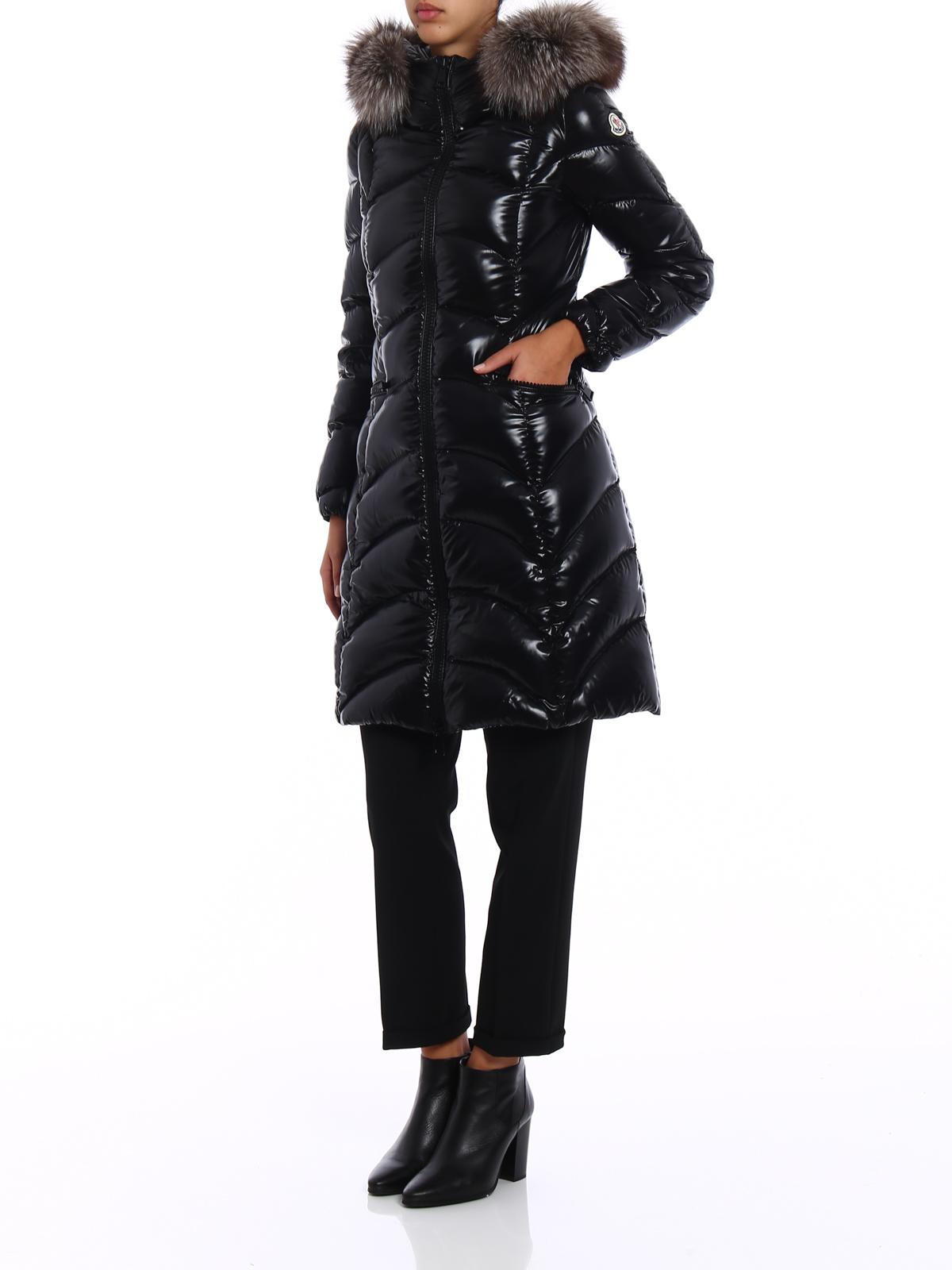 moncler albizia jacket black