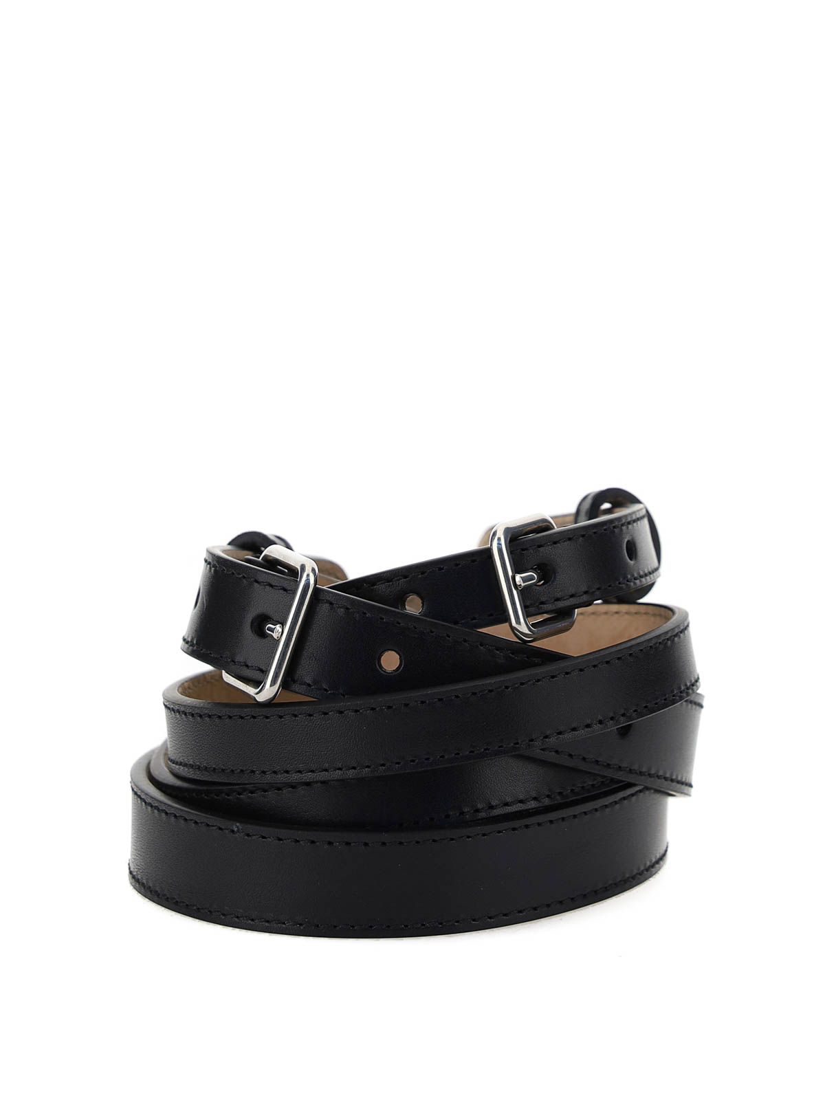 Alexander Mcqueen DOUBLE BELT