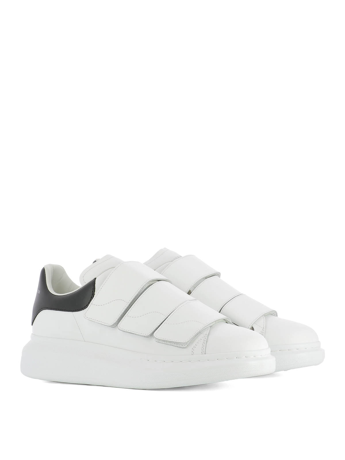 e219586a34f6 ALEXANDER MCQUEEN  trainers online - Oversize velcro strap sneakers