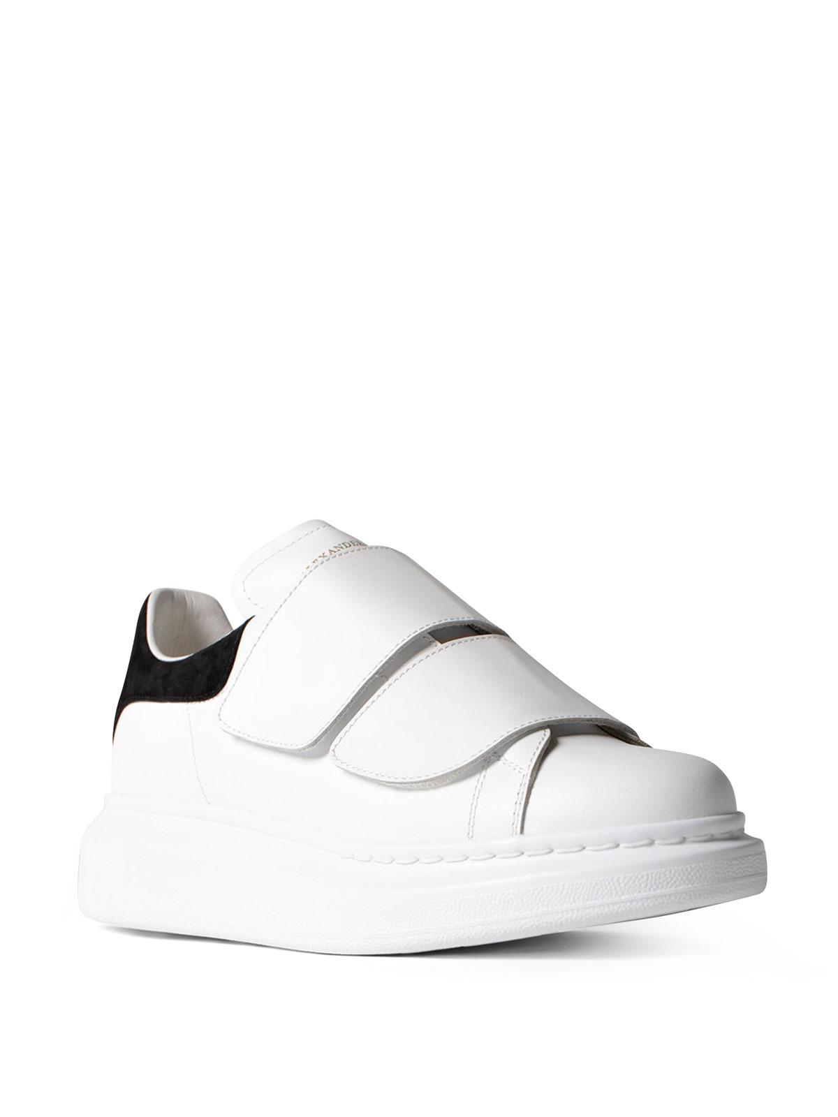 918292180 Alexander Mcqueen - Oversize velcro straps sneakers - trainers ...