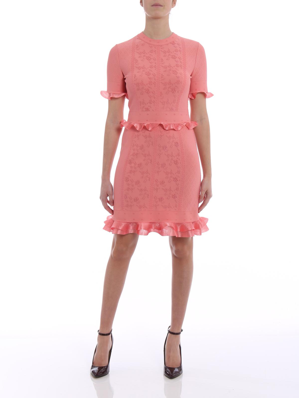 Encantador Mcqueen Wedding Dress Ornamento - Colección de Vestidos ...