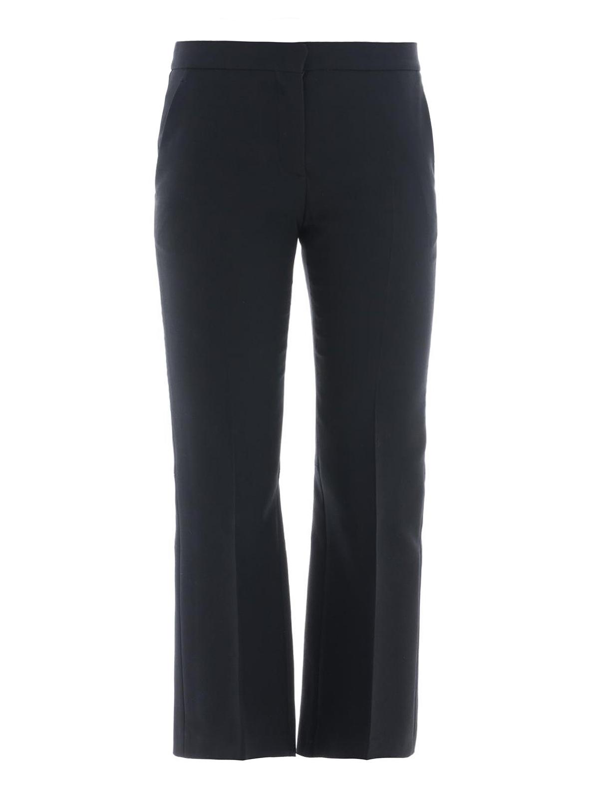 7434aa0efa2a ALEXANDER MCQUEEN  Pantalons élégants - Pantalon Couturier - Kickback