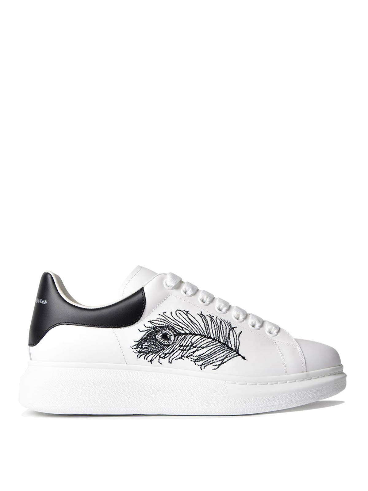 Alexander Mcqueen - Baskets - Blanc - Chaussures de sport ... 8ad65a75469