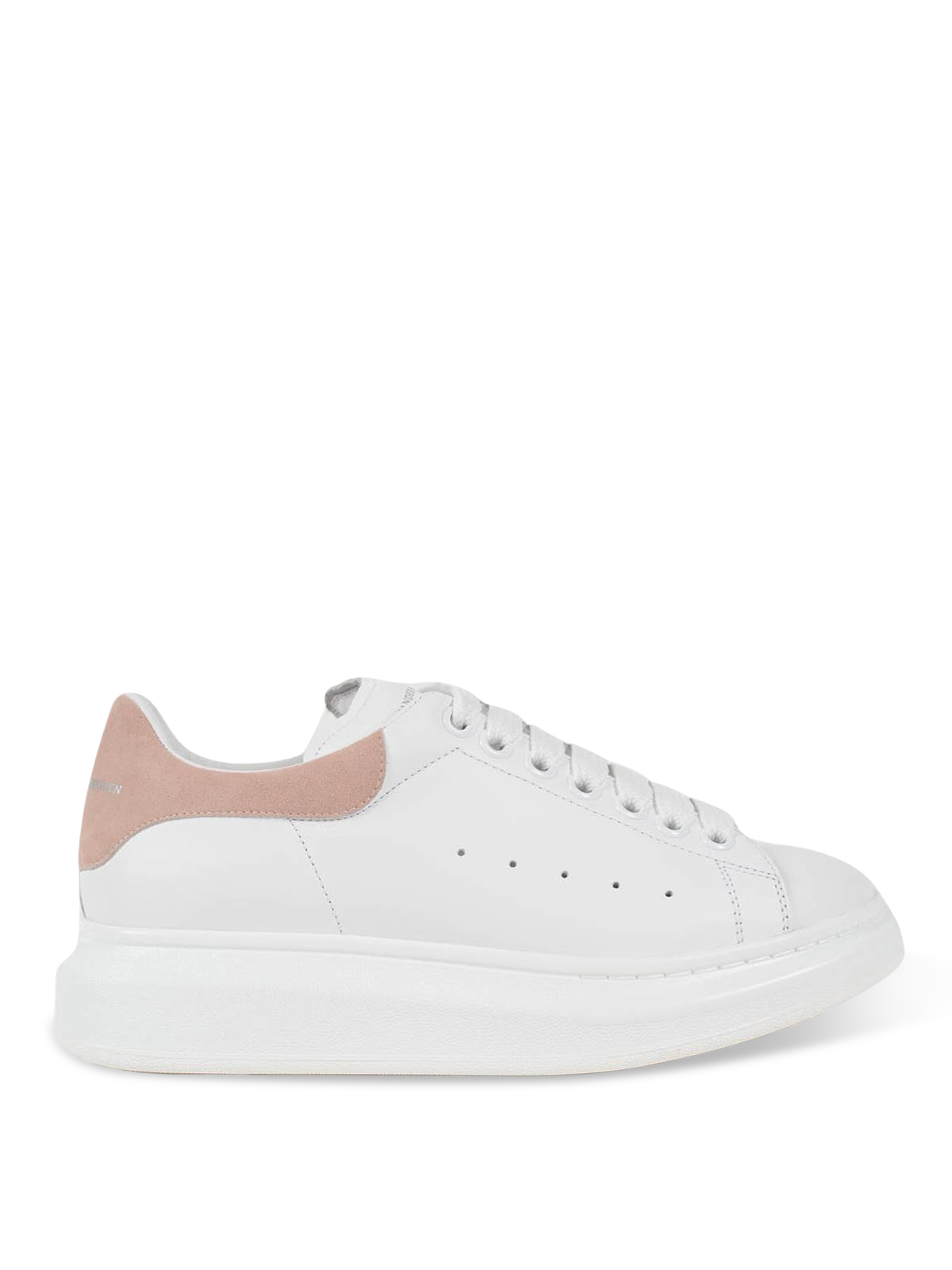 Pre-owned - LEATHER TRAINERS Alexander McQueen 7K36N