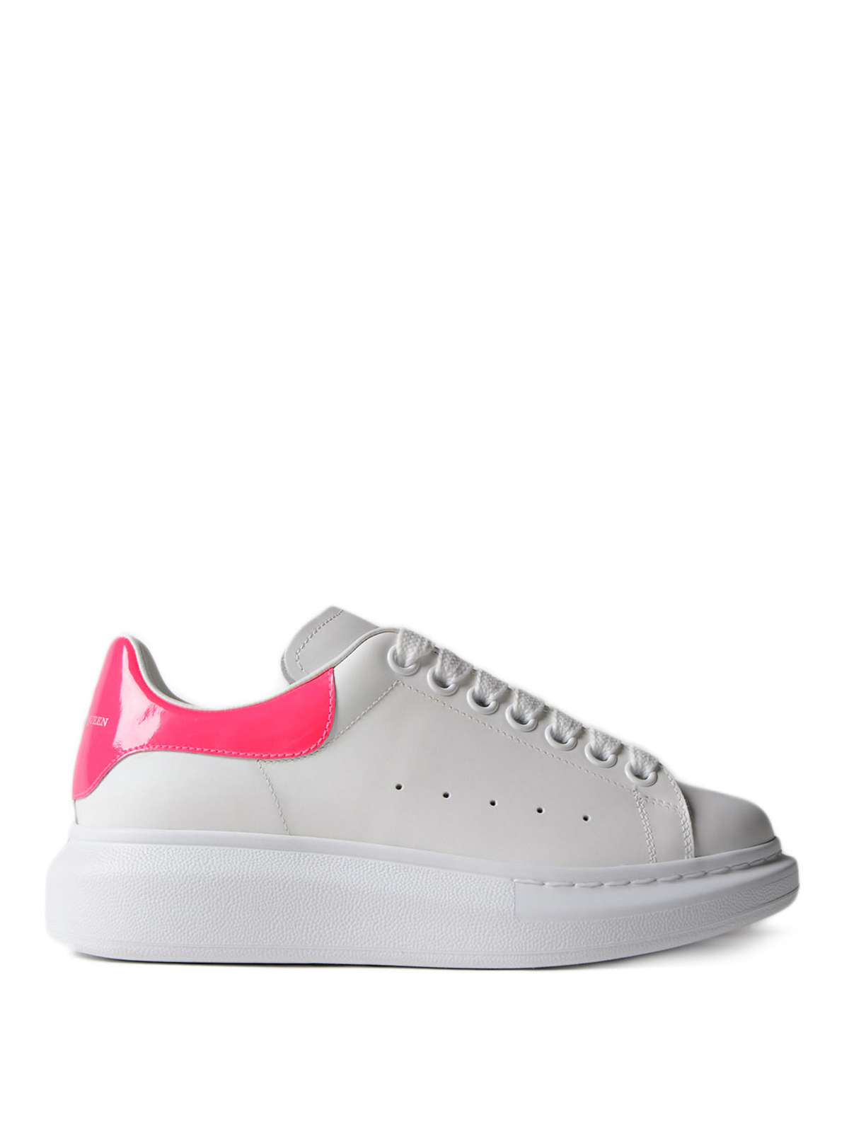 Alexander Mcqueen - Sneaker Oversize con tallone fluo ...