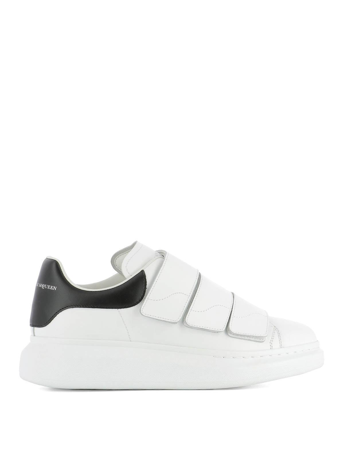 ccd58aeb5 Alexander Mcqueen - Oversize velcro strap sneakers - trainers ...