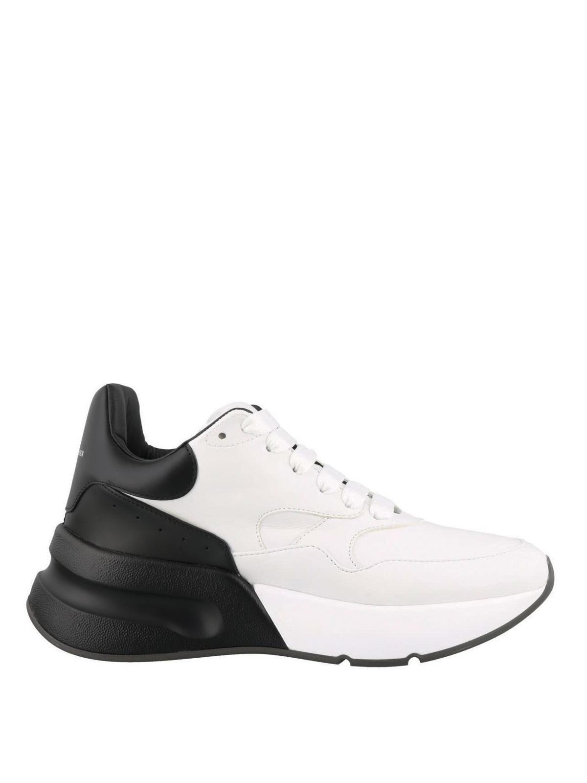 Alexander Mcqueen - Baskets - Runner Oversize - Chaussures de sport ... 5508099cc2f