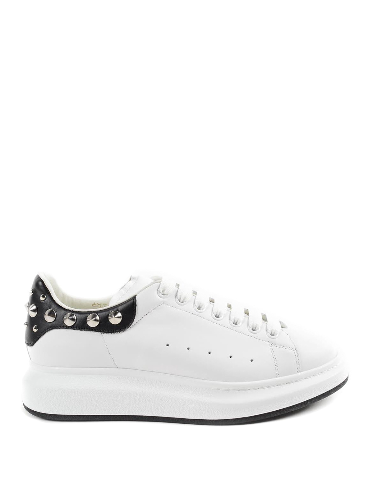 Alexander Mcqueen - Sneaker Larry con borchie - sneakers ...