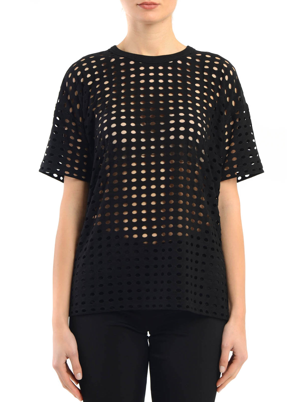 Design t shirt online - Alexander Wang T Shirts Online Cut Out Design T Shirt