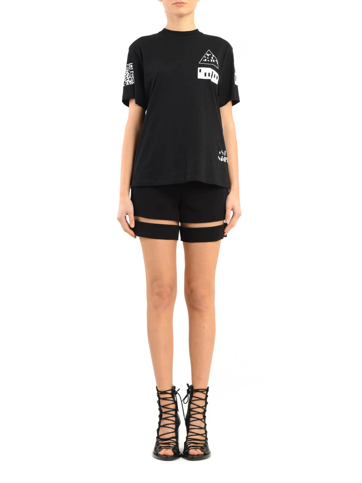 Printed t shirt by alexander wang t shirts ikrix for Online printed t shirts
