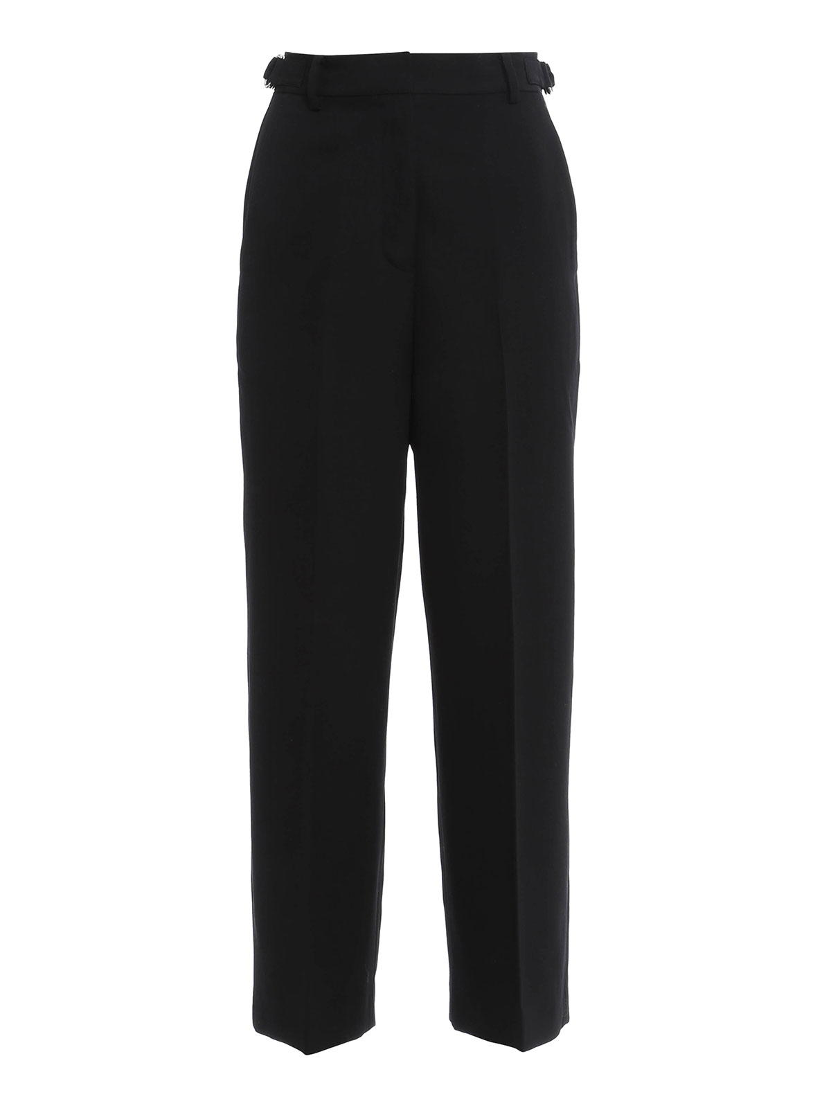 7f37e7562e136 ALEXANDER WANG  Tailored   Formal trousers - Cropped wide leg trousers