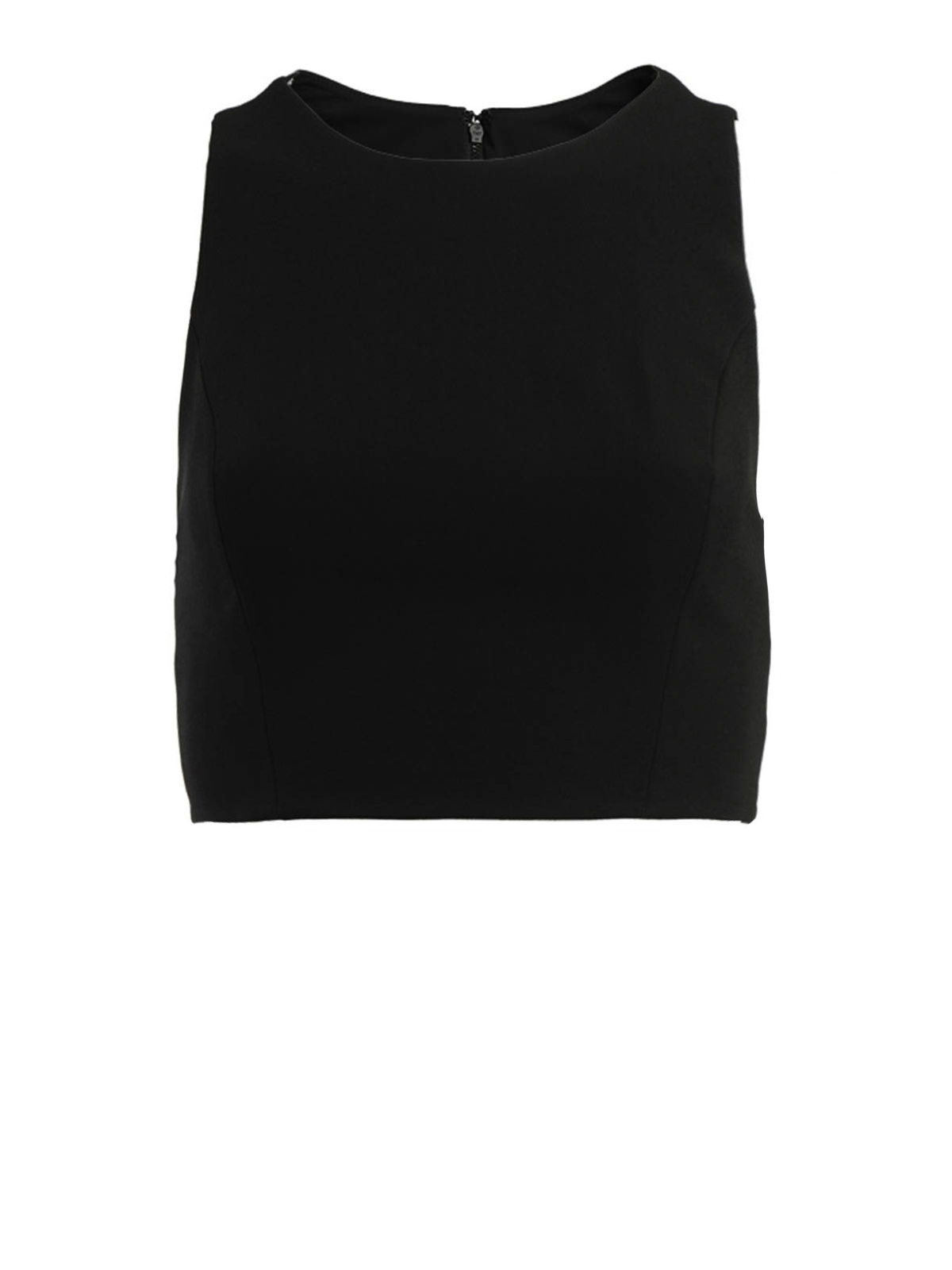 e00a51c66019ec Alice+Olivia - Barrett short sleeveless top - Tops   Tank tops ...