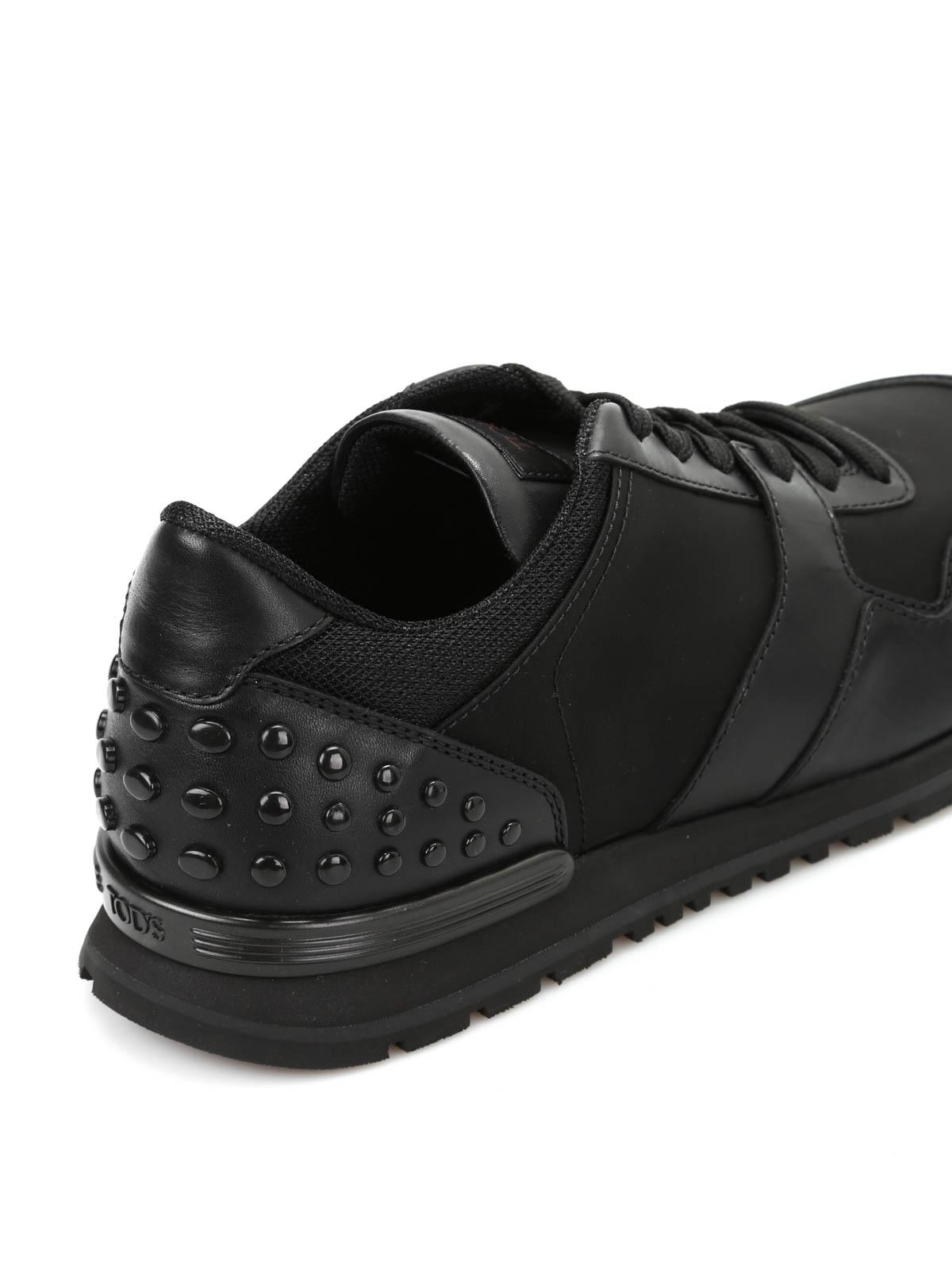 All Dots Spoiler Matt sneakers - Black Tod's WKG2yN7Y