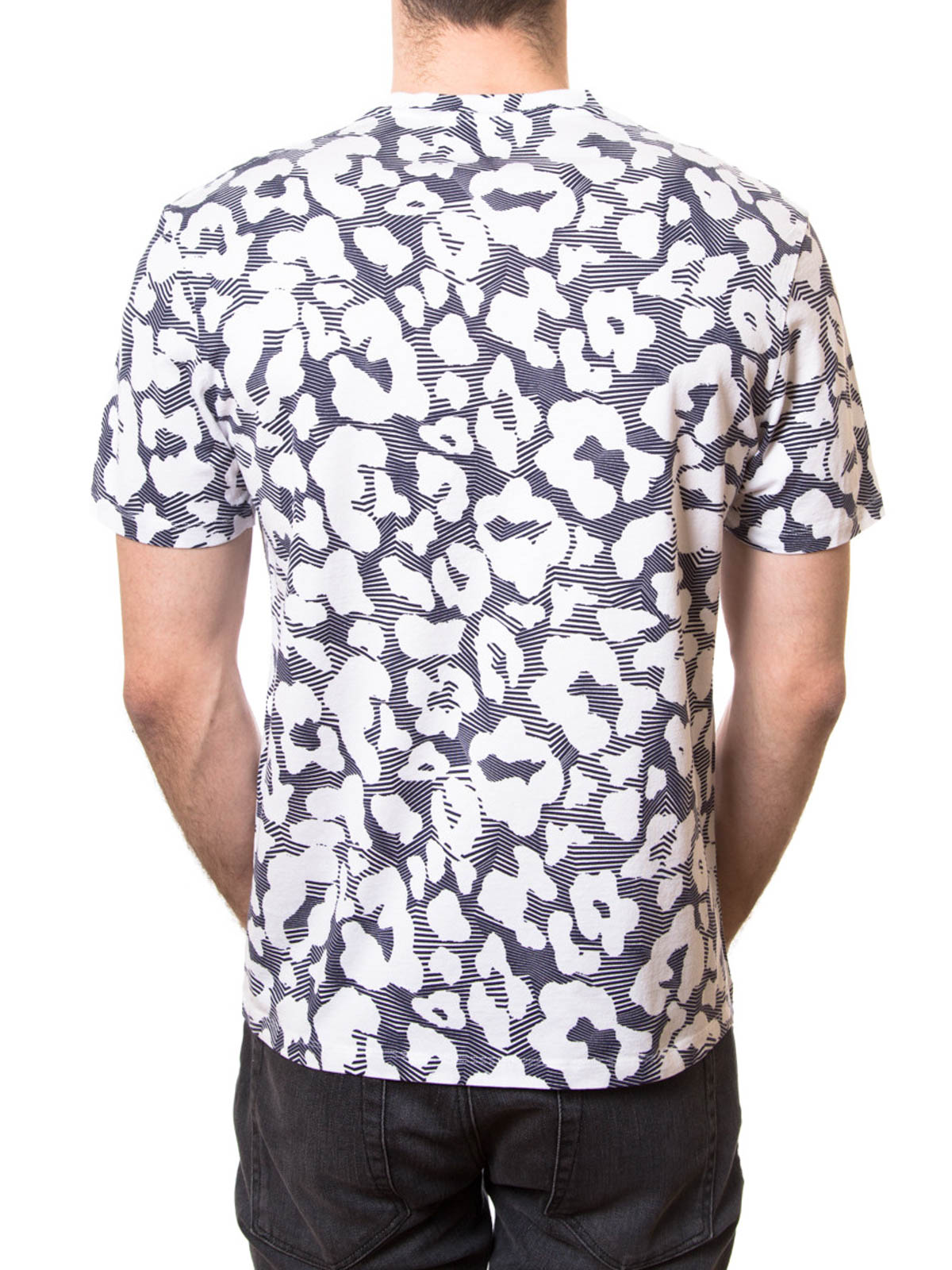 All over printed t shirt by neil barrett t shirts ikrix for All over print t shirt