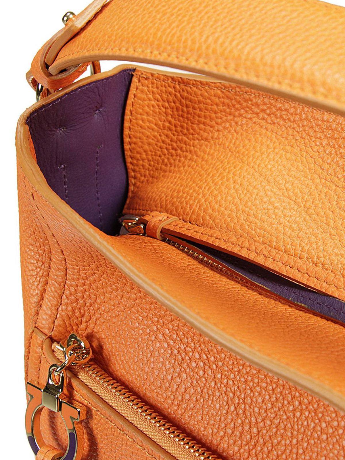 556e24b2b1 Salvatore Ferragamo - Ally hobo bag - shoulder bags - 21F574 629515