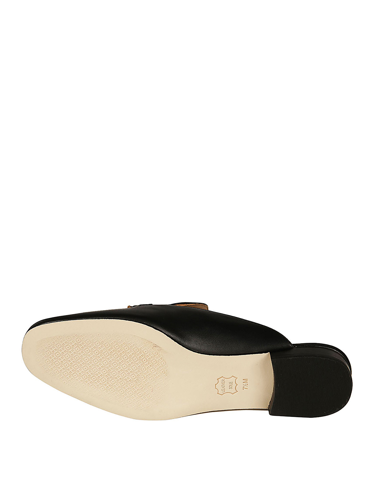 c61be9a67162 Tory Burch - Amelia black leather mules - mules shoes - 48282 006