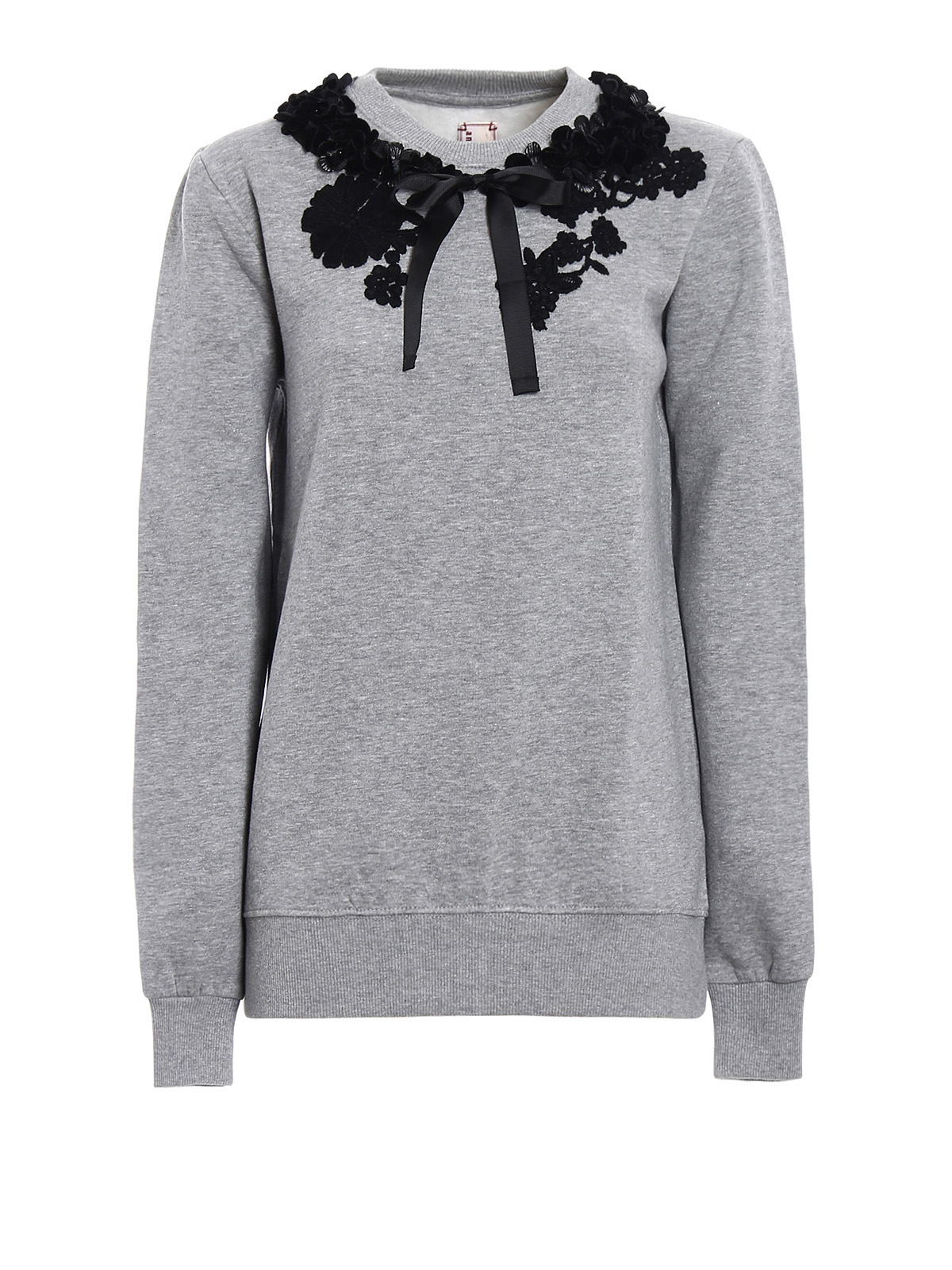 Sweatshirt Sweaters Antonio Cotton Embellished Sweatshirts Marras amp; vqHfYq