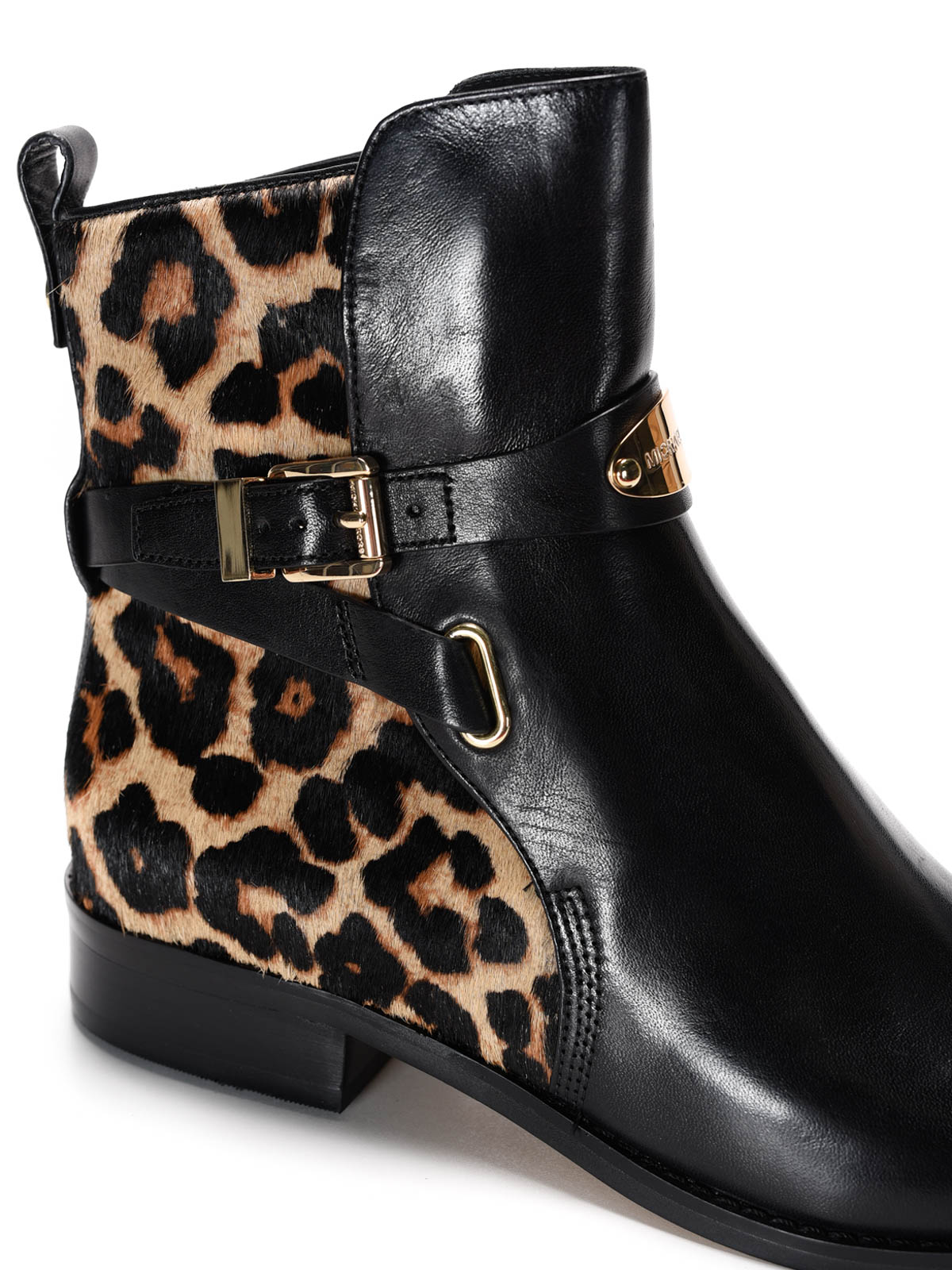 Michael Kors - Arley leather ankle