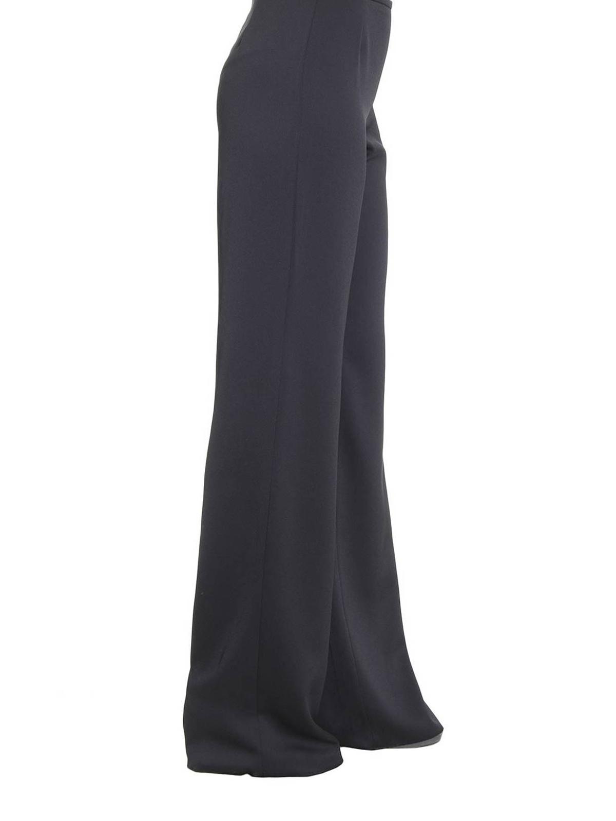 0d10ed7e6868 ARMANI COLLEZIONI  Pantalons casual online - Pantalon Casual Noir Pour Femme