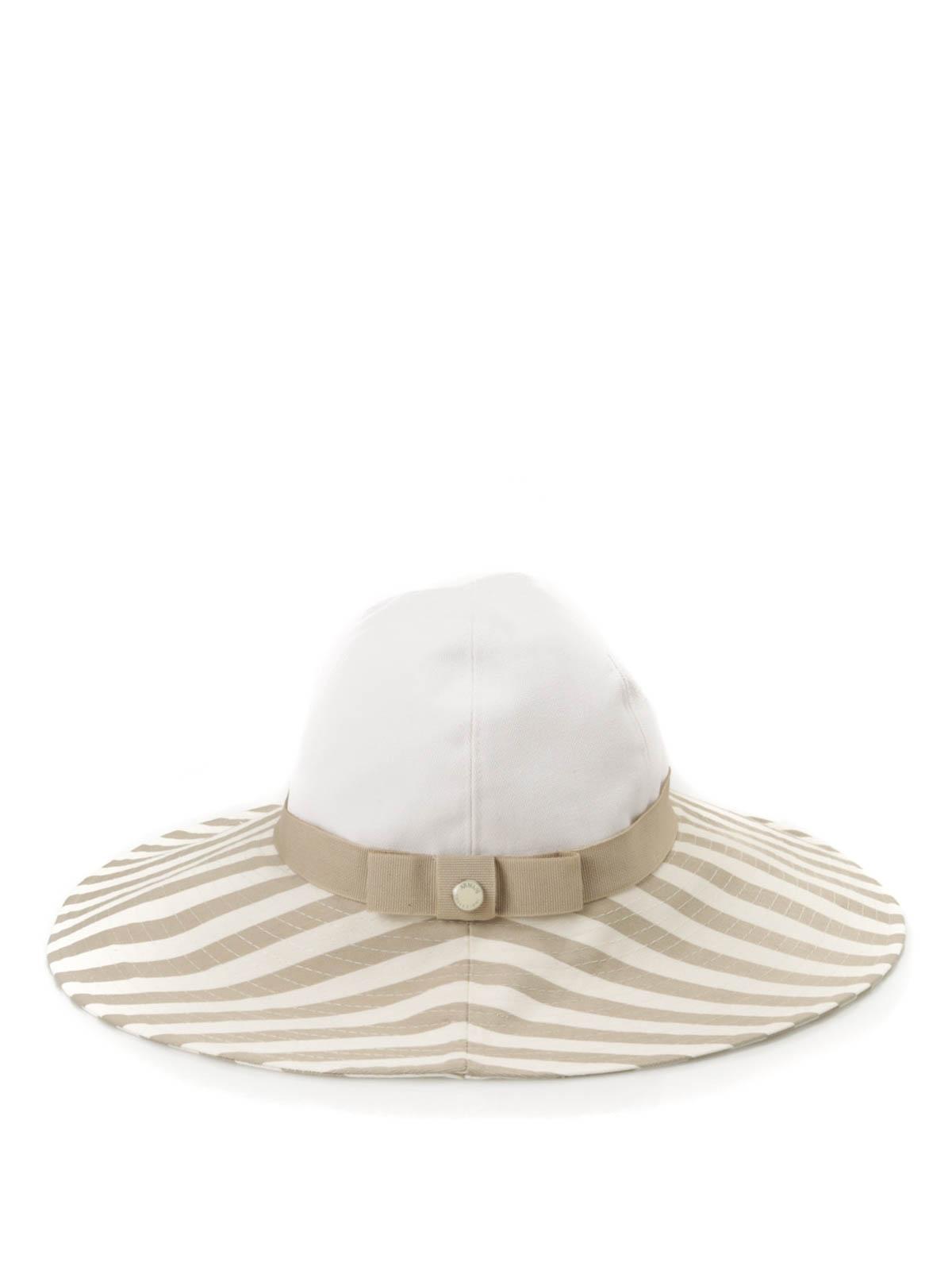 Armani Collezioni - Wide brim hat - hats   caps - 697255 6P506 01510 e5e9d718b30
