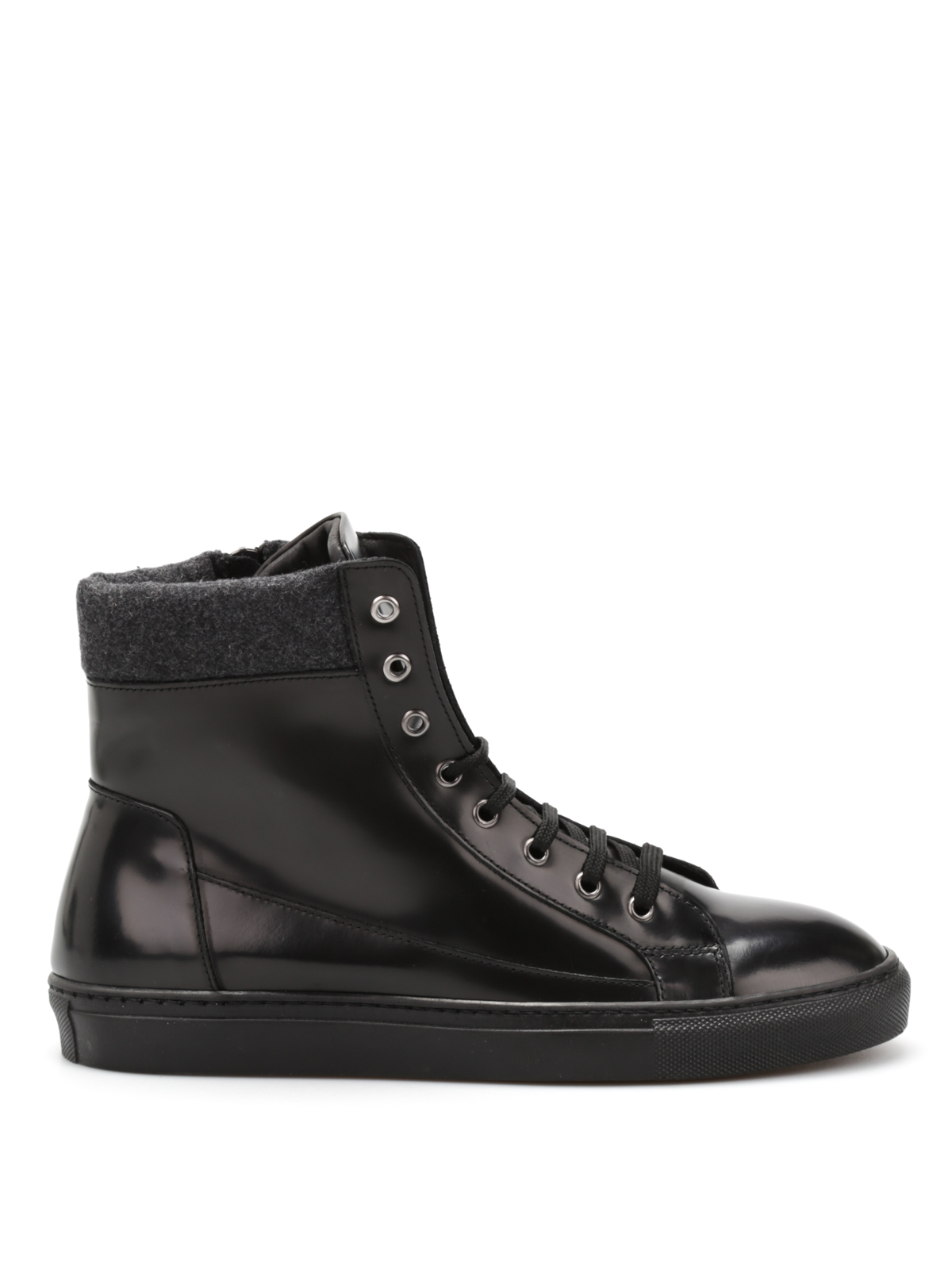 Armani Collezioni Hightops Et Chaussures De Sport R9Q5TRLGPf ... 9bf1efd8dc91